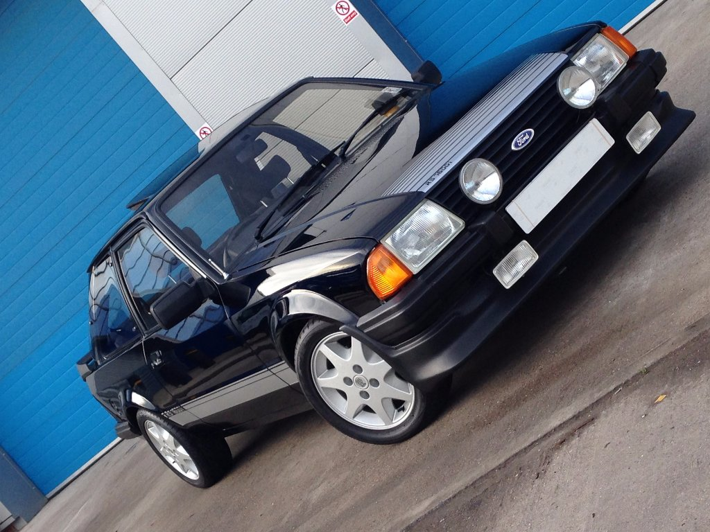 Ford Ford Escort 1.6 RS 3dr RS1600i CUSTOM