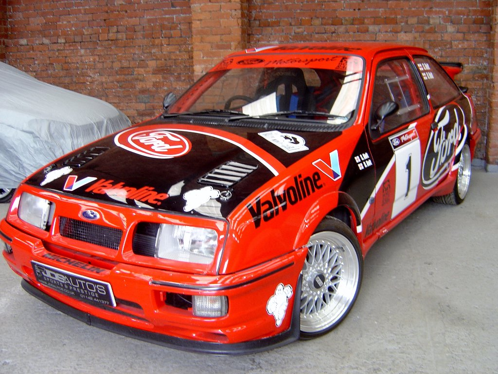 Ford Sierra 2.0 RS Cosworth 3dr